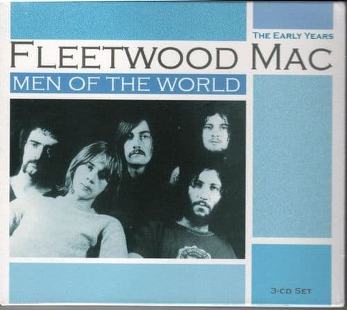 Fleetwood Mac<br>Men Of The World: The Early Years<br>3CD, Comp, RE, RM